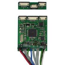 Мультифункциональный универсальный контроллер сенсорного стекла TSC 207IM - Краткое описание