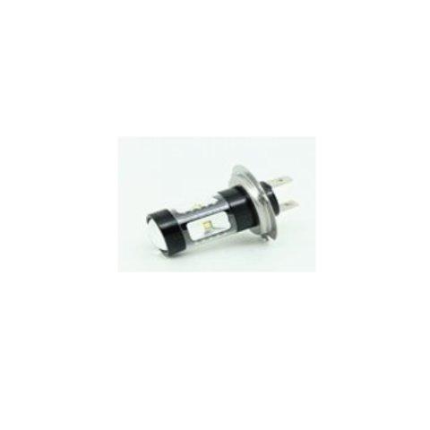 Противотуманная LED лампа UP 7G H7WB 30W белая, 12 24 В