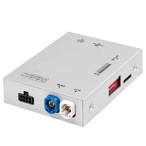 Адаптер подключения камеры заднего и переднего вида для Peugeot с системой NAC