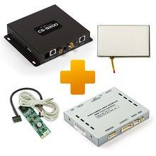 Car Navigation and Multimedia Kit for Audi MMI 3G Based on CS9200 - Short description