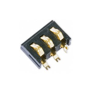 Battery Connector for Samsung D500, E700, E800 Cell Phones