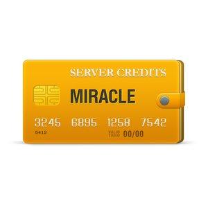 Miracle Server Credits