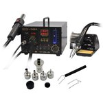 Hot Air Soldering Station AOYUE Int968A+