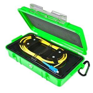 OTDR Launch Cable Box ORIENTEK FL-OTDR-BOX-SM05