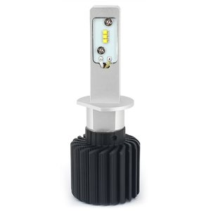 Car LED Headlamp Kit UP-7HL-H1W-4000Lm (H1, 4000 lm, cold white)