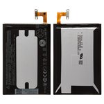 Batería BOP6B100 HTC One M8, Li-Polymer, 3.8 V, 2600 mAh, #35H00214-00M