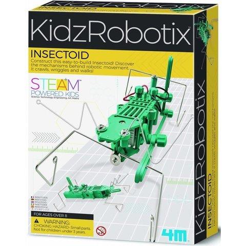 STEAM-конструктор 4M Робот-інсектоїд 00-03367