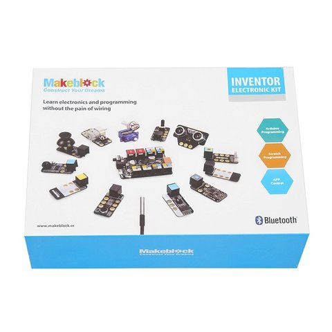 STEM-набор изобретателя Makeblock Inventor Electronic Kit