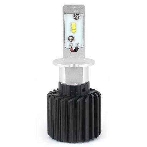 Car LED Headlamp Kit UP 7HL H3W 4000Lm H3, 4000 lm, cold white