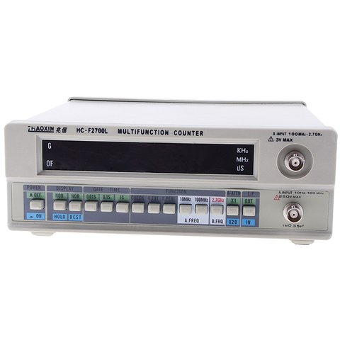 Frequency Counter Zhaoxin HC F2700l